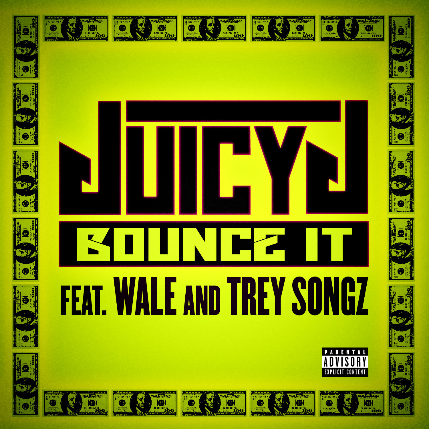 Juicy J - Bounce It